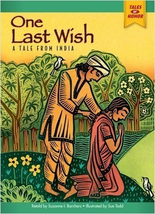 Cover: One Last Wish: A Tale from India