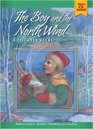 Cover: The Boy and the North Wind: A Tale from Norway