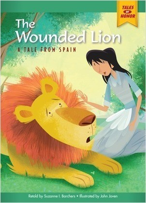 Cover: The Wounded Lion: A Tale from Spain
