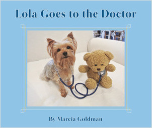 Cover: Lola Goes to the Doctor