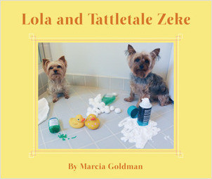 Cover: Lola and Tattletale Zeke