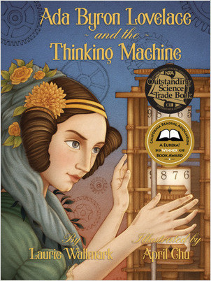 Cover: Ada Byron Lovelace & the Thinking Machine