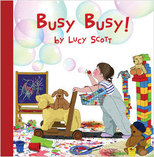 Cover: Busy Busy!