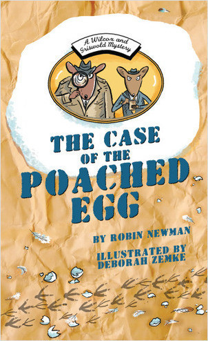 Cover: The Case of the Poached Egg: A Wilcox & Griswold Mystery