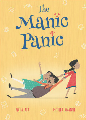 Cover: The Manic Panic