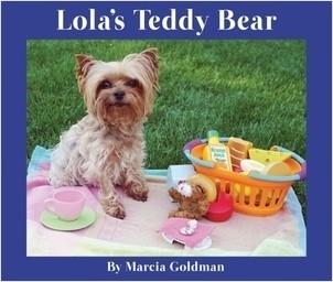 Cover: Lola's Teddy Bear