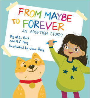Cover: From Maybe to Forever: An Adoption Story
