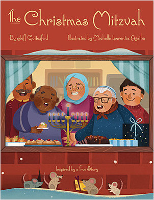 Cover: The Christmas Mitzvah