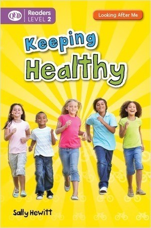 Cover: Keeping Healthy