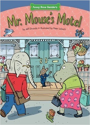 Cover: Mr. Mouse's Motel: Helping Others