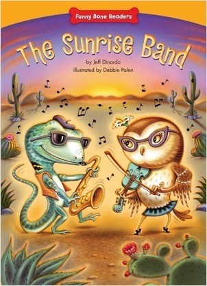 Cover: The Sunrise Band: Cooperating