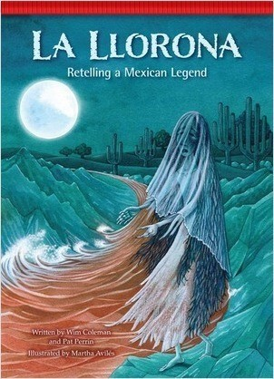 Cover: La Llorona: Retelling a Mexican Legend