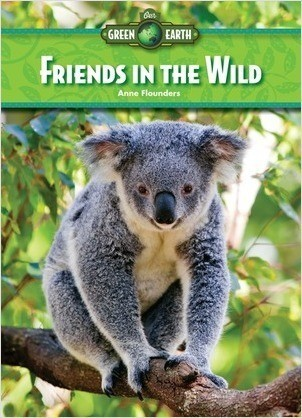 Cover: Friends in the Wild