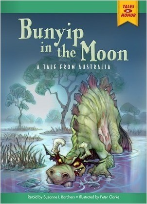 Cover: Bunyip in the Moon: A Tale from Australia