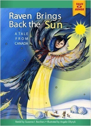 Cover: Raven Brings Back the Sun: A Tale from Canada
