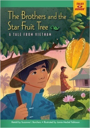 Cover: The Brothers and the Star Fruit Tree: A Tale from Vietnam