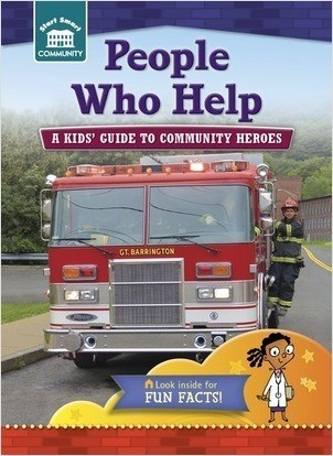 Cover: People Who Help: A kids' guide to community heroes