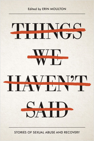 Cover: Things We Haven't Said: Sexual Violence Survivors Speak Out