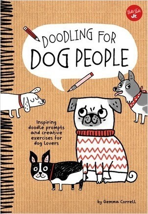 Cover: Doodling for Dog People