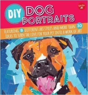 Cover: DIY Dog Portraits