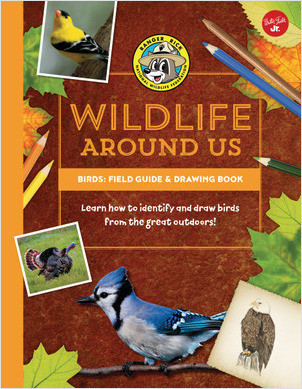 Cover: Ranger Rick's Wildlife Around Us — Library Bound Set