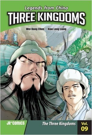 Cover: Three Kingdoms Volume 09: The Three Kingdoms