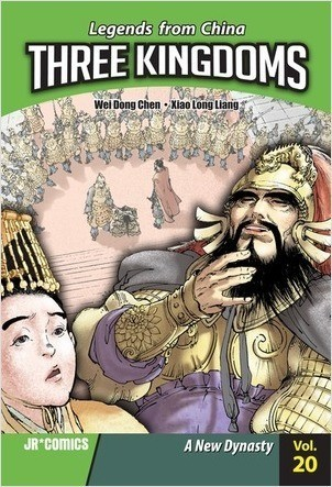 Cover: Three Kingdoms Volume 20: A New Dynasty