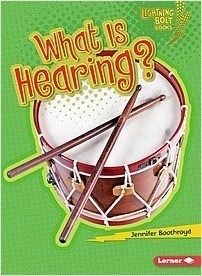 Cover: What Is Hearing?