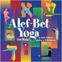 Cover: Alef-Bet Yoga for Kids