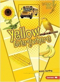 Cover: Yellow Everywhere