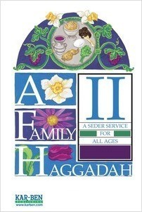 Cover: A Family Haggadah II