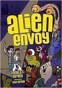 Cover: Alien Envoy