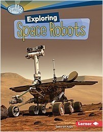 Cover: Exploring Space Robots