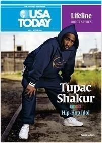 Cover: Tupac Shakur: Hip-Hop Idol