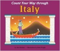 Cover: Count Your Way through Italy