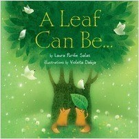 Cover: A Leaf Can Be . . .
