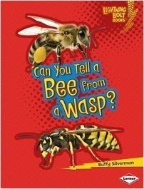 Cover: Can You Tell a Bee from a Wasp?