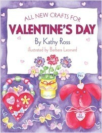 Cover: All New Crafts for Valentine's Day