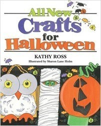 Cover: All New Crafts for Halloween