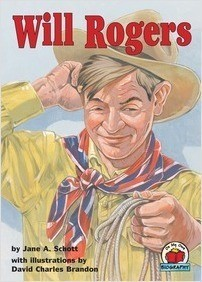 Cover: Will Rogers