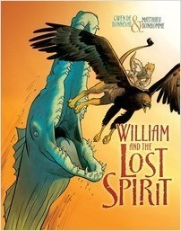 Cover: William and the Lost Spirit