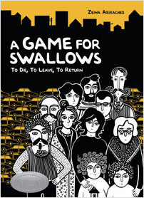 Cover: A Game for Swallows: To Die, To Leave, To Return