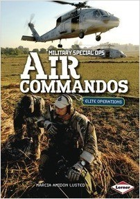 Cover: Air Commandos: Elite Operations