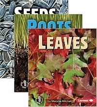 Cover: First Step Nonfiction — Parts of Plants — Paperback Set