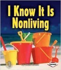 Cover: I Know It Is Nonliving