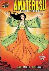Cover: Amaterasu: Return of the Sun [A Japanese Myth]