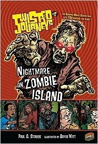 Cover: Nightmare on Zombie Island: Book 5