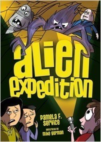 Cover: Alien Expedition