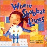 Cover: Where Shabbat Lives