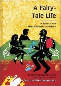 Cover: A Fairy-Tale Life: A Story about Hans Christian Anderson
